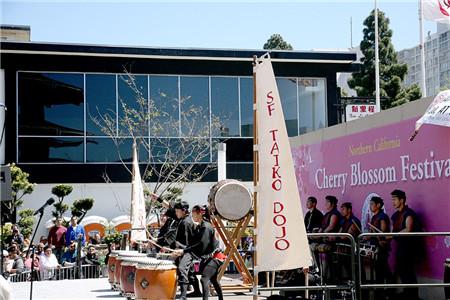Northern California Cherry Blossom Festival003