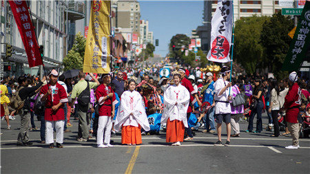 Northern California Cherry Blossom Festival004