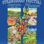 Watsonville Strawberry Festival 沃森維爾草莓節 (8/6 – 8/7)