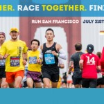 The SF Marathon 三藩市馬拉松(7/31)