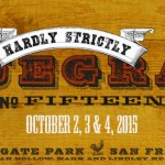 Hardly Strictly Bluegrass Festival 2015 (10/2-4)
