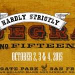 Hardly Strictly Bluegrass Festival 2015 (10/2-4)
