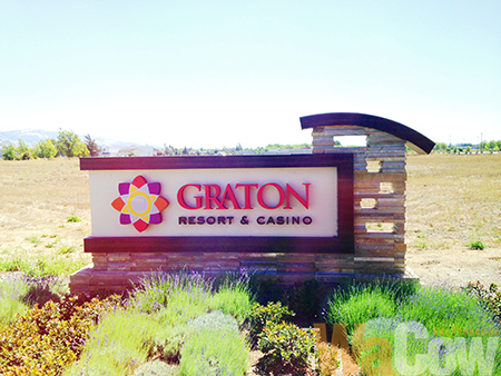 Graton Ground Breaking Ceremony 1
