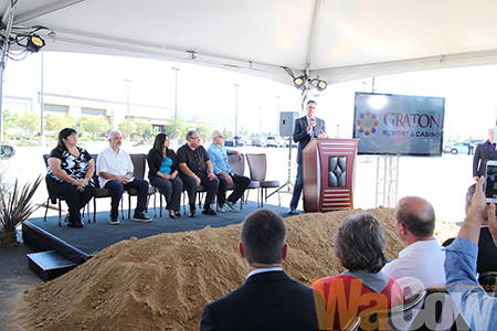 Graton Ground Breaking Ceremony 6