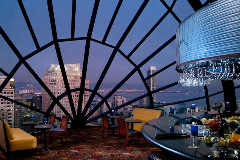 Best Bay View Restaurants In San Francisco The Fairmont 令人難忘的舊金山灣區浪漫夜景餐廳top 10 上