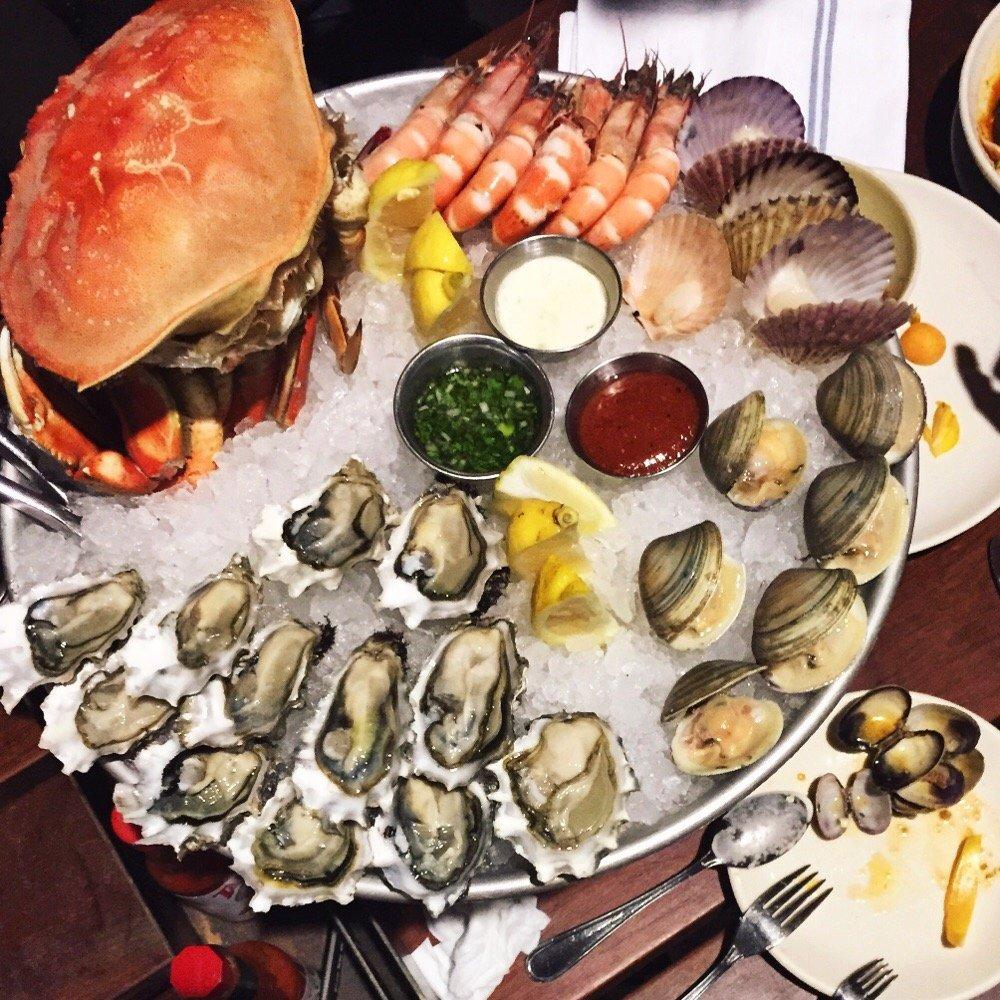 hot island oyster