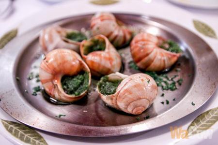 Escargots De Bourgogne 1