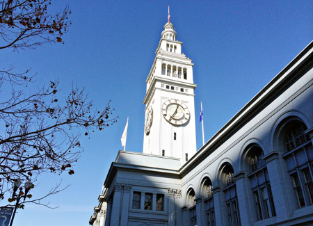 1.FERRY BUILDING