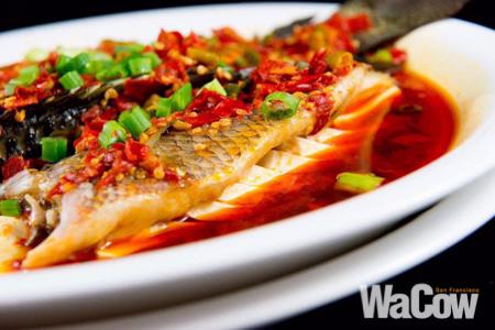 土匪剁椒蒸魚3