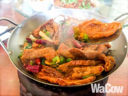 乾鍋肥腸 1