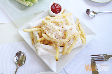 Daily Specials – Truffle Fries 1 copy