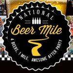 National Beer Mile 全國啤酒馬拉松 – 灣區站 (8/13)