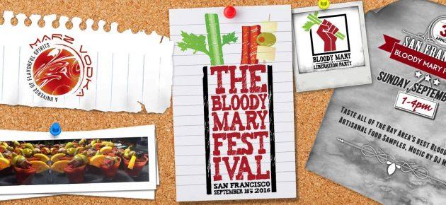 The Bloody Mary Fest Festival San Francisco 舊金山血腥瑪麗文化節 (9/18)
