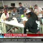 專為弱勢學生打造  Google在奧克蘭 Oakland 開電腦課