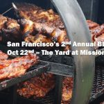 San Francisco BBQ Festival 2016 舊金山 BBQ × Beer 狂歡節 (10/22)