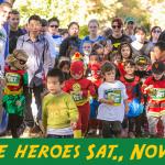 2016 Heroes Run 奔跑吧英雄! (11/5)