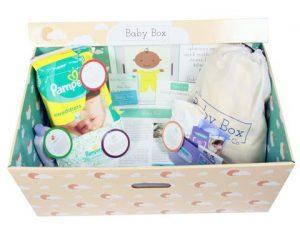 San Francisco baby box