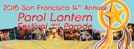 SF Parol Lantern Festival & Parade 舊金山燈籠遊行迎聖誕 (12/10)