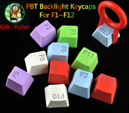 2015-Brand-New-Greed-Wolf-PBT-Backlight-Keycaps-F1-F12-Backlit-Keys-For-Cherry-Kailh-Switches
