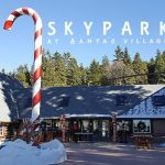 [哇靠直击] 要去圣诞村不用到北极! 南加 Skypark Santa's Village 开幕囉!