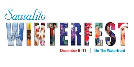 Sausalito Winterfest on the Waterfront 水岸冬日慶典 (12/9-12/11)