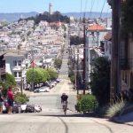 旧金山十大真正陡峭街道道路!