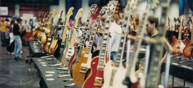 Bay Area World Guitar Show 國際吉他交流博覽會 (1/14-1/15)