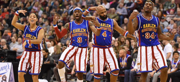 Harlem Globetrotters World Tour 哈林篮球队表演赛 (San Jose 1/15,20,22 & Oakland 1/14,21)