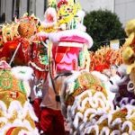 Chinese New Year Parade in SF 新春遊行迎金雞 (2/11)