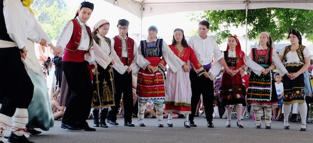 The San Jose Greek Festival 聖荷西希臘文化祭 (6/2-6/4)