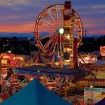 San Mateo County Fair 聖馬特奧遊園會 (6/9-6/17)