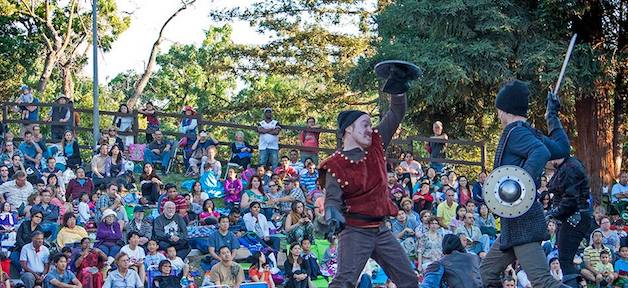 Shakespeare in the Park: A Midsummer Night's Dream 免費莎翁劇場:仲夏夜之夢 (6/30-9/23)
