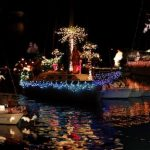 Lighted Boat Parade – Fisherman's Wharf SF 漁人碼頭燈船遊行 (12/13)
