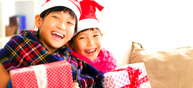 Xmas Gift Guide for KIDS 兒童聖誕禮品精選