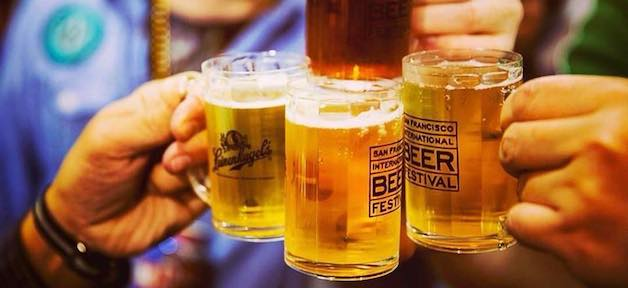 San Francisco International Beer Festival 舊金山國際啤酒節 (4/21)