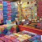 Quilt, Craft & Sewing Festival 家庭布藝節 (3/14-16)