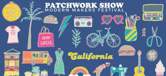 Patchwork Show Oakland Makers Festival 手做藝品節 (11/2)