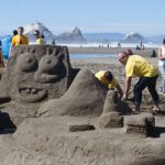 Leap Sandcastle Contest 第37屆LEAP海灘沙雕大賽 (10/26)