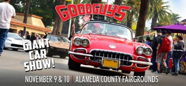 Goodguys 30th Autumn Get-Together秋季車展 (11/9-10)