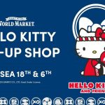 紐約限定!Hello Kitty 45周年慶快閃店登場