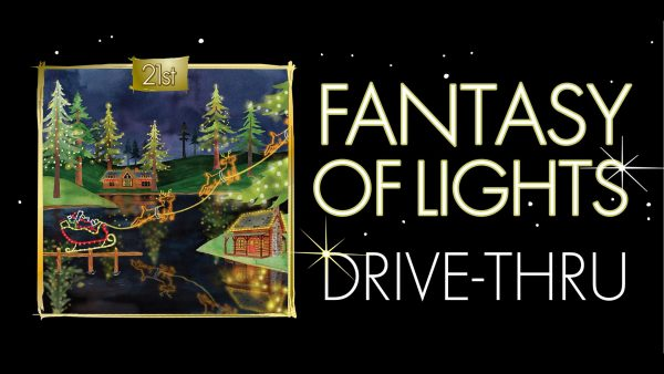 Fantasy of Lights Drive-thru 聖誕奇幻燈