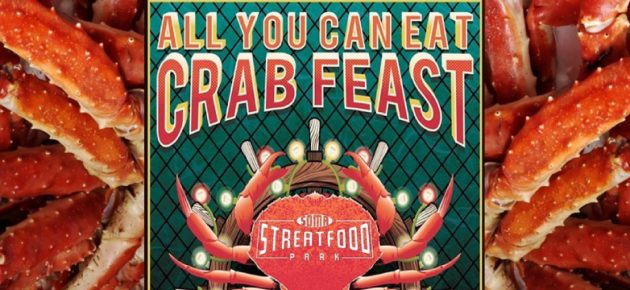 All-You-Can-Eat Crab Feast 螃蟹任你吃在 SoMa!(12/15)